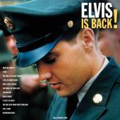 Presley, Elvis - Elvis is Back! (Yellow Vinyl) (LP)