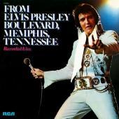 Presley, Elvis - From Elvis Presley Boulevard, Memphis, Tennessee (Transparent Blue Vinyl) (LP)