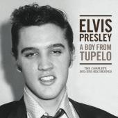 Presley, Elvis - A Boy From Tupelo (The Complete 1953-1955 Recordings) (3CD+BOOK)