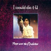 "Prince & The Revolution - I Would Die 4 U (12"")"