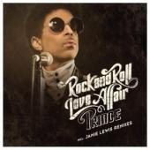 Prince - Rock & Roll Love Affair (CD-S) (cover)