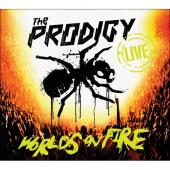 Prodigy - World's On Fire (Live) (CD+DVD) (cover)