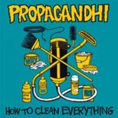 Propagandhi - How To Clean Everything (Reissue) (cover)