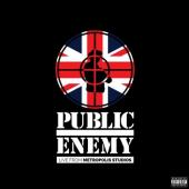 Public Enemy - Live At Metropolis Studio (2LP)
