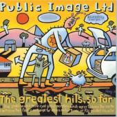 Public Image Ltd - The Greatest Hits... So Far (cover)
