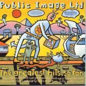 Public Image Ltd - The Greatest Hits... So Far (cover)