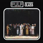 Pulp - Different Class (cover)
