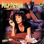 Pulp Fiction (Soundtrack) (LP) (cover)