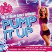 Pump It Up The Ultimate Dance Workout (3CD) (cover)