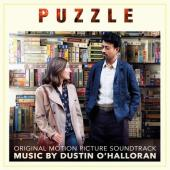 Puzzle (OST by Dustin O'Halloran) (Yellow Vinyl) (LP)