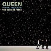 Queen And Paul Rodgers - The Cosmos Rocks (CD+DVD) (cover)