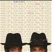 RUN DMC - King Of Rock (LP) (cover)