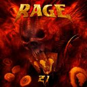 Rage - Twenty One (21) (2CD) (cover)