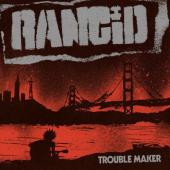 "Rancid - Trouble Maker (Solid Baby Blue vinyl + Yellow 7"") (LP+7"")"