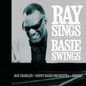 Charles, Ray & Count Basie Orchestra - Ray Sings, Basie Swings (cover)