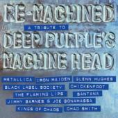 Re-machined: A Tribute To Deep Purple's Machine Head (LP) (cover)