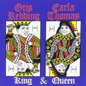 Redding, Otis & Carla Thomas - King and Queen (50th Anniversary Edition) (LP)