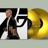 Ost - No Time To Die (Music By Hans Zimmer / Gold Vinyl) (2LP)