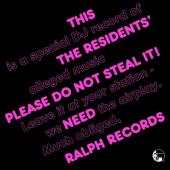 Residents - Please Do Not Steal It (LP)