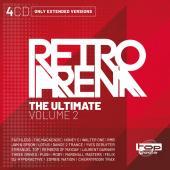Topradio presenteert The Ultimate Retro Arena (Vol. 2) (4CD)