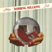 Robbing Millions - Holidays Inside (2LP) (Red Marbled)