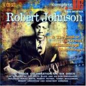 Johnson, Robert - And The Last Of The Great Mississippi Blues Singers (5CD) (cover)