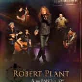 Robert Plant & Band Of Joy - Live From The Artists Den (DVD) (cover)