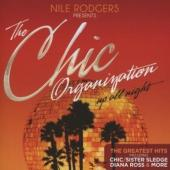 Rodgers, Nile - Chic Organization: Up All Night (Greatest Hits) (cover)