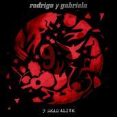Rodrigo Y Gabriela - 9 Dead Alive (LP) (cover)