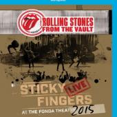 Rolling Stones - Sticky Fingers (Live At the Fonda Theatre 2015) (BluRay)