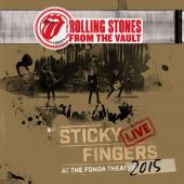 Rolling Stones - Sticky Fingers (Live At the Fonda Theatre 2015) (CD+DVD)