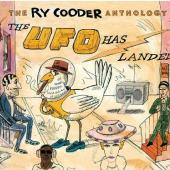Cooder, Ry - Anthology: The Ufo Has Landed (2CD) (cover)