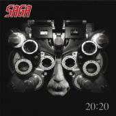 Saga - 20:20 (CD+DVD) (cover)