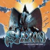 Saxon - The Emi Years (1985-1988) (cover)