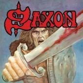 Saxon - Saxon (Limited Blue & Red Splatter Vinyl) (LP)