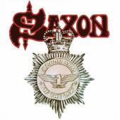 Saxon - Strong Arm of the Law (Limited) (White, Red & Black Splatter Vinyl) (LP)