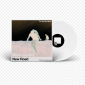 Black Country New Road - For The First Time (LP) (white vinyl)