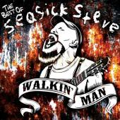 Seasick Steve - Walkin' Man: The Best Of (cover)
