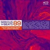 Serious Beats 89 (4CD)