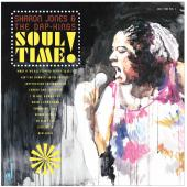 Jones, Sharon & The Dap Dap Kings - Soul Time! (cover)