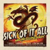 Sick Of It All - Wake the Sleeping Dragon! (LP+CD)