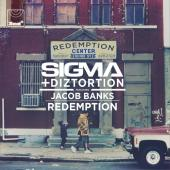 "Sigma & Diztortion - Redemption (12"") (cover)"