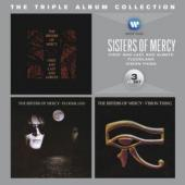Sisters Of Mercy - Triple Album Collection (3CD) (cover)