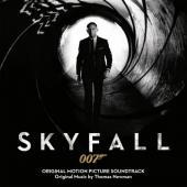 Skyfall (OST) (Transparent & Black Mixed Vinyl) (2LP)