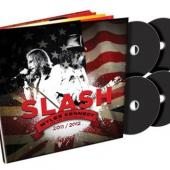 Slash & Myles Kennedy - 2011/2012 (Limited Deluxe Edition) (cover)