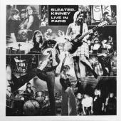 Sleater-Kinney - Live In Paris (Green Vinyl) (LP)