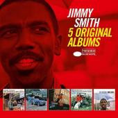Smith, Jimmy - 5 Original Albums (5CD)