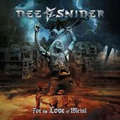Snider, Dee - For the Love of Metal (LP)