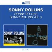 Rollins, Sonny - Sonny Rollins Vol. 1+2 (2CD) (cover)