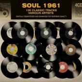 Soul 1961 (4CD)